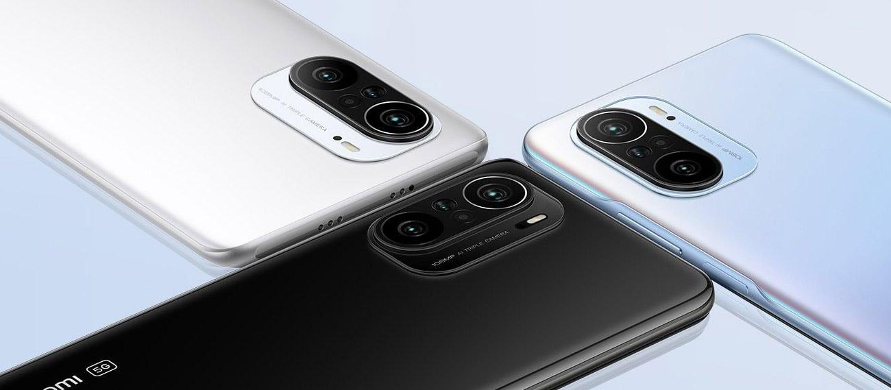 Trzy aparaty