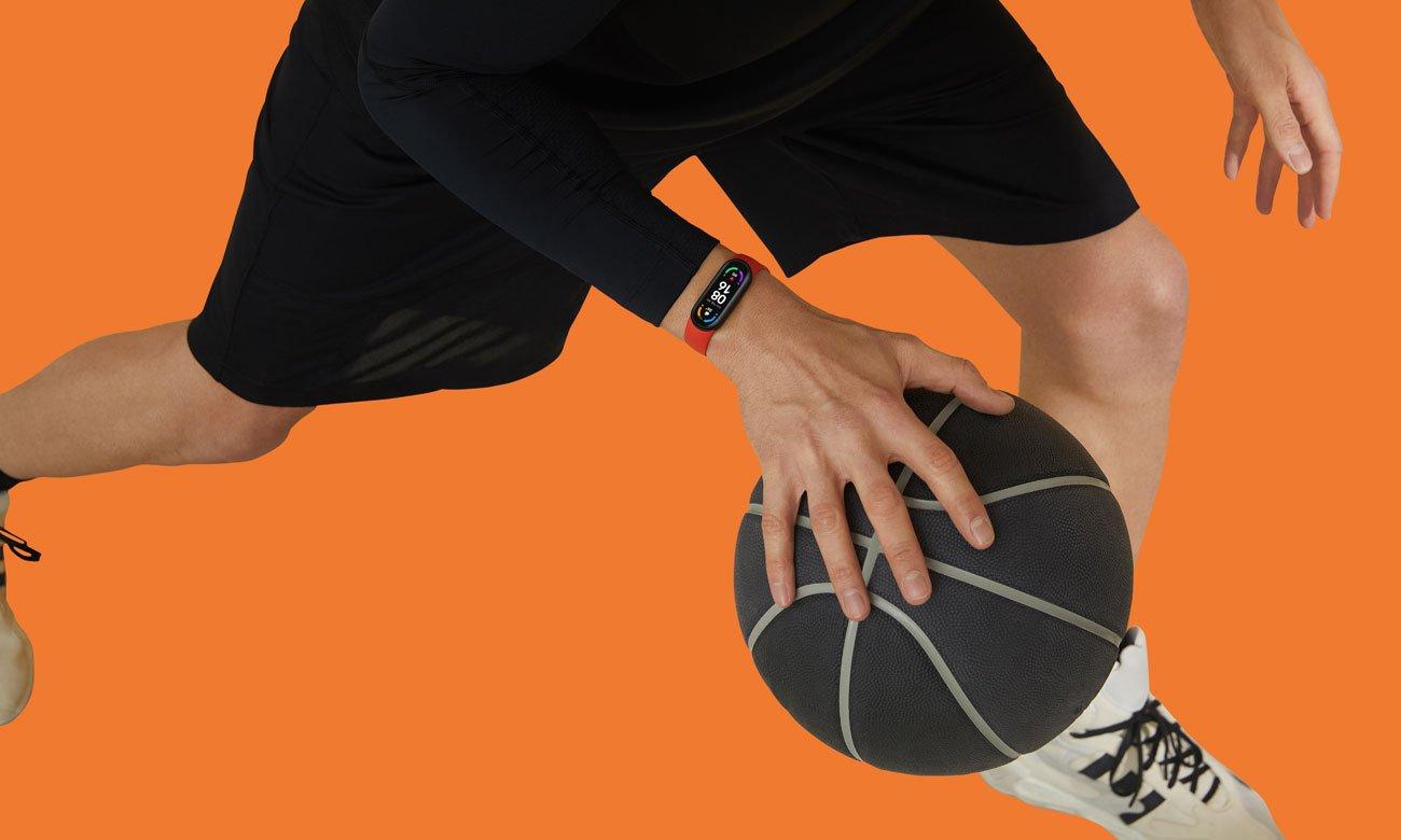 Xiaomi Mi Band 6 30 trybów sportowych