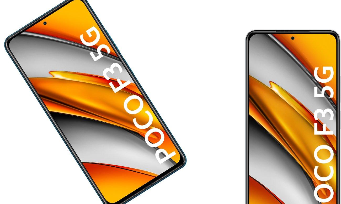 Ekran pokryty szkłem Gorilla Glass 5