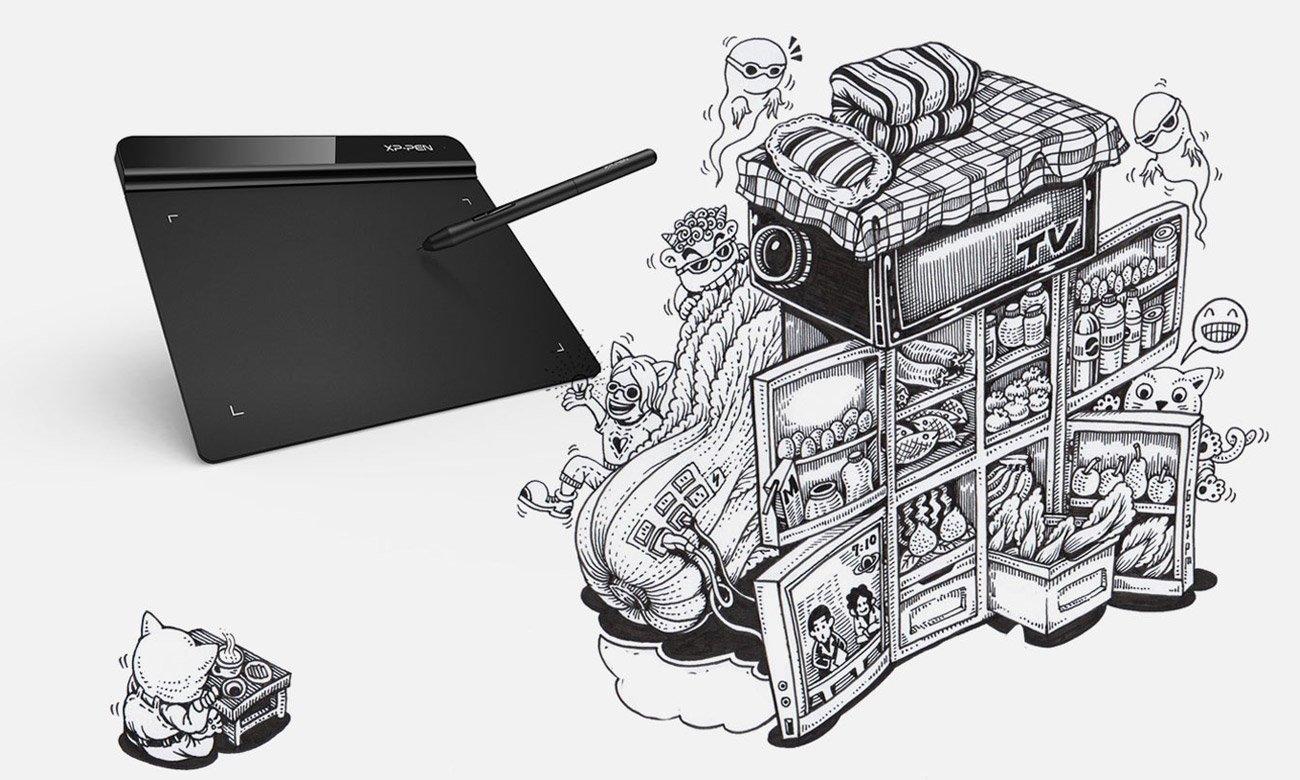 Tablet graficzny XP-Pen G640