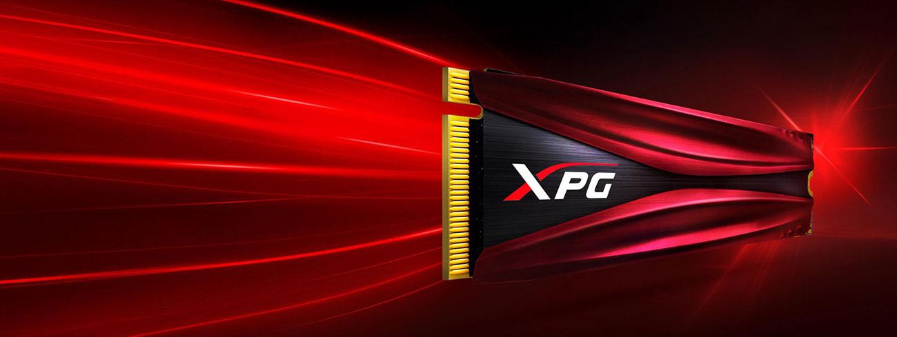 Dysk SSD ADATA XPG GAMMIX S10 ASX7000NPC-1TT-C