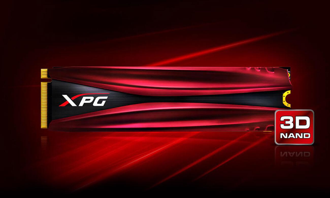XPG GAMMIX S10 PCIe Gen3x4 i 3D NAND Flash