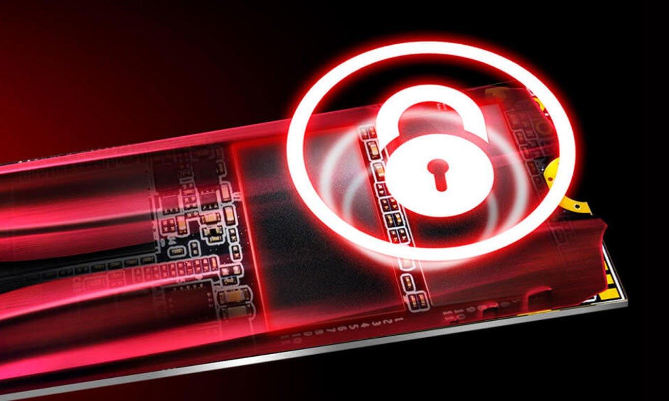 XPG GAMMIX S10 SLC, DRAM, LDPC, RAID Engine, Data Shaping
