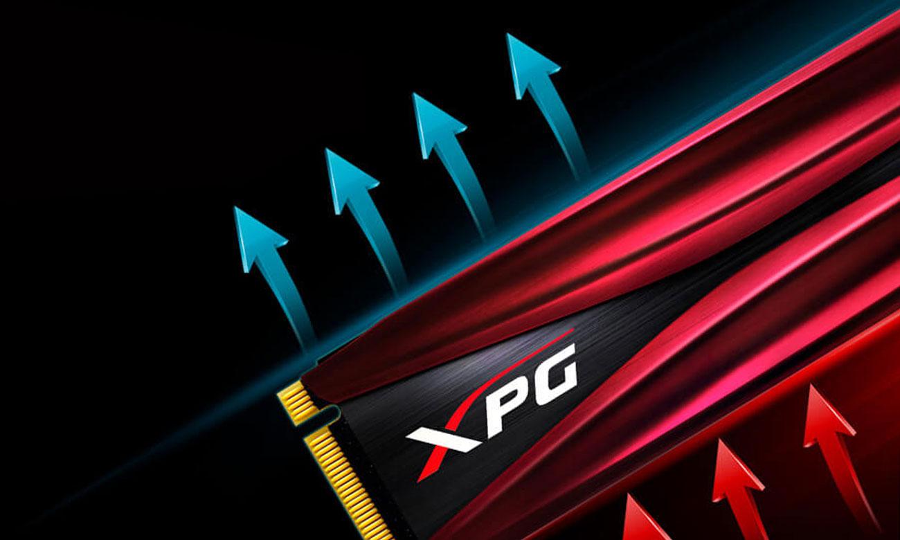 XPG GAMMIX S10 Radiator chłodzący
