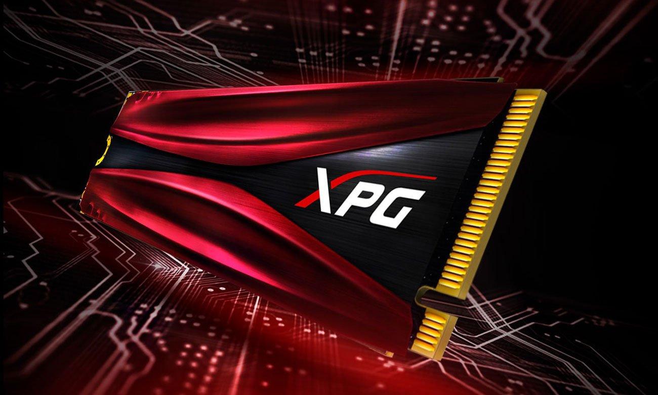 Dysk SSD ADATA XPG GAMMIX S11 AGAMMIXS11-240GT-C