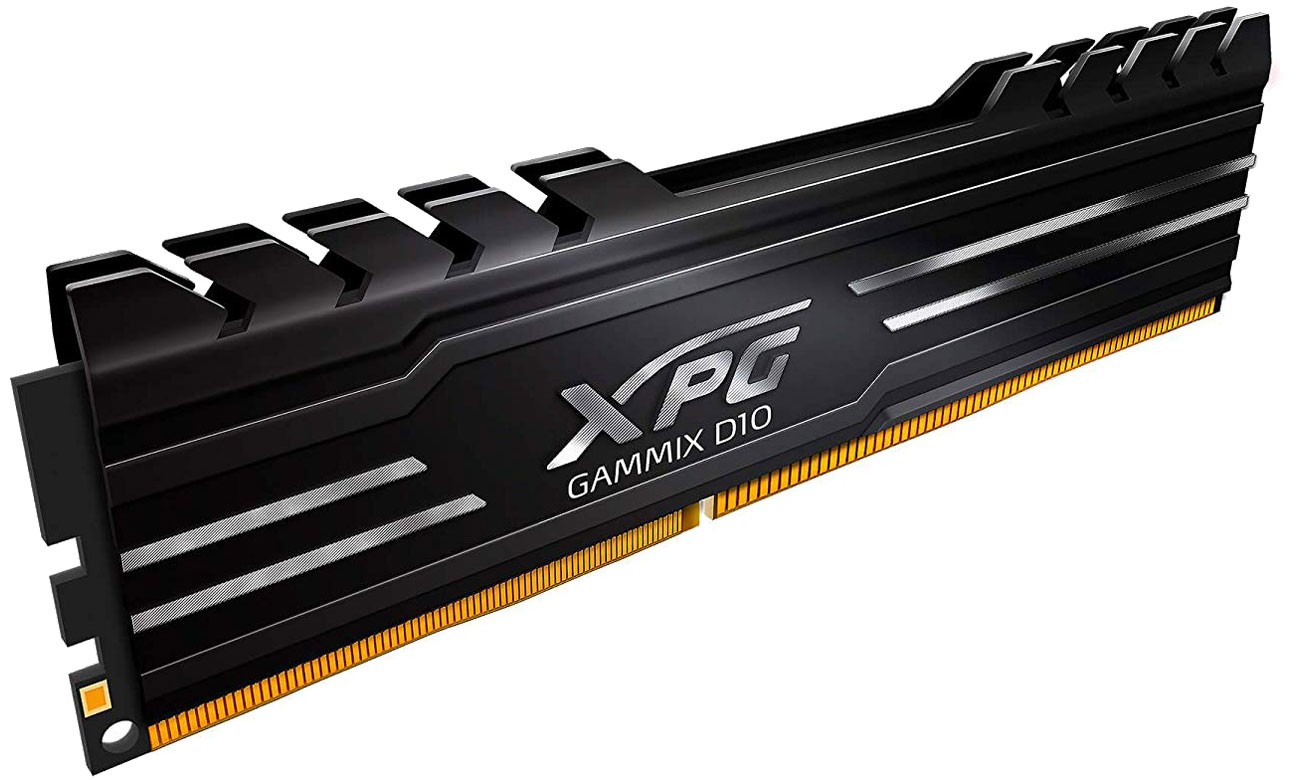 Pamięć RAM DDR4 ADATA 8GB 3000MHz XPG Gammix D10 Black CL16 AX4U300038G16-SBG