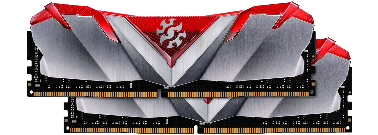 Pamięć RAM DDR4 ADATA 16GB 3200MHz XPG GAMMIX D30 CL16 (2x8GB) AX4U320038G16-DR30