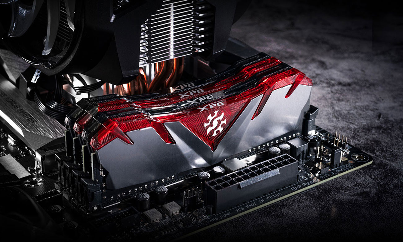 XPG GAMMIX D30 Radiator