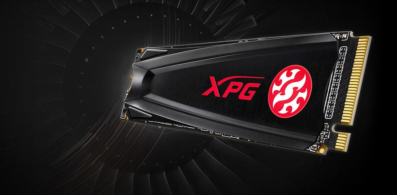 XPG GAMMIX S5 Wydajność