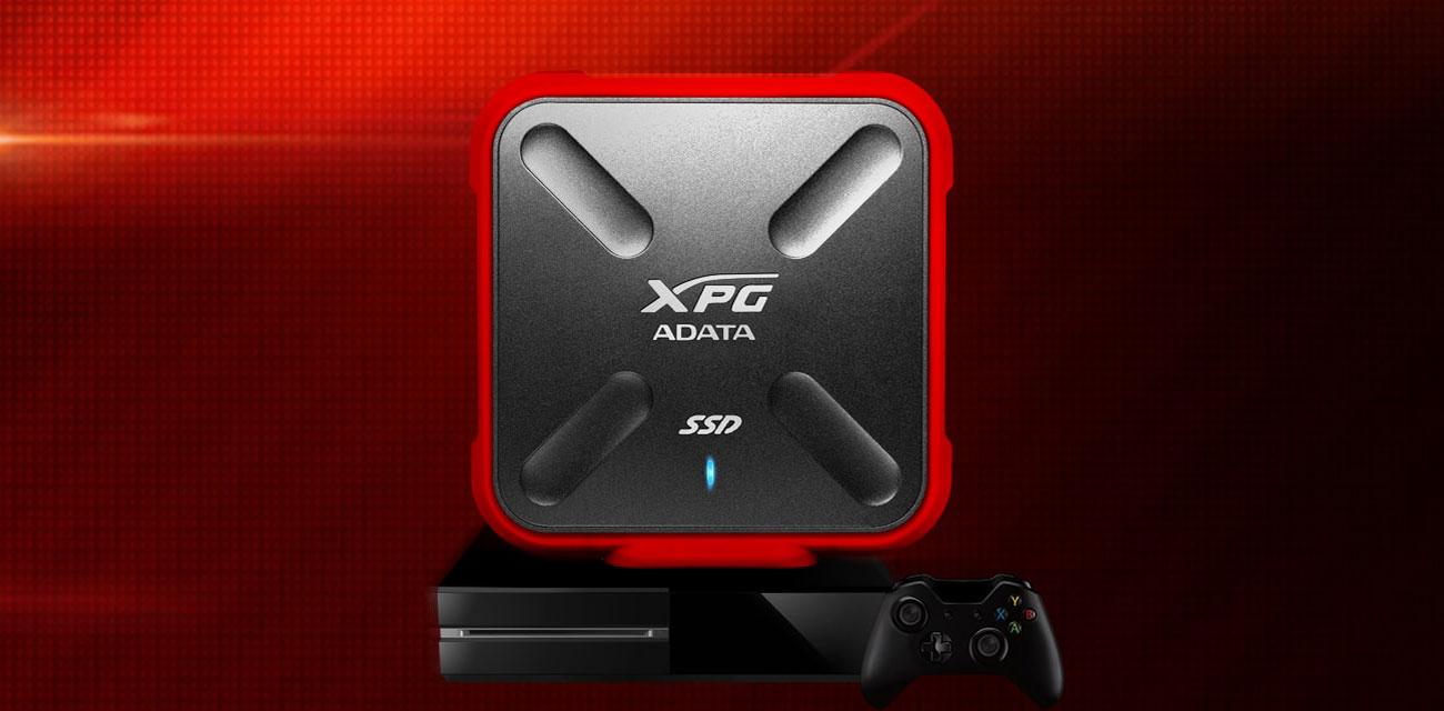 ADATA XPG SD700X SSD 256GB USB3.1 ASD700X-256GU3-CRD
