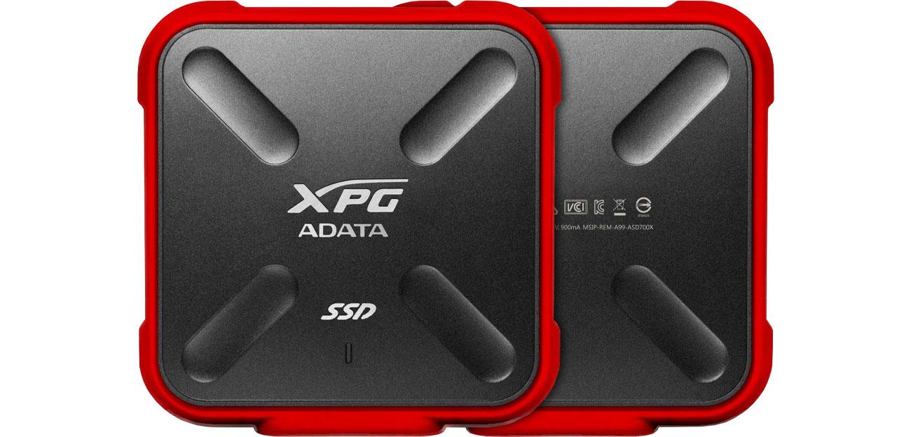 XPG SD700X - Obudowa