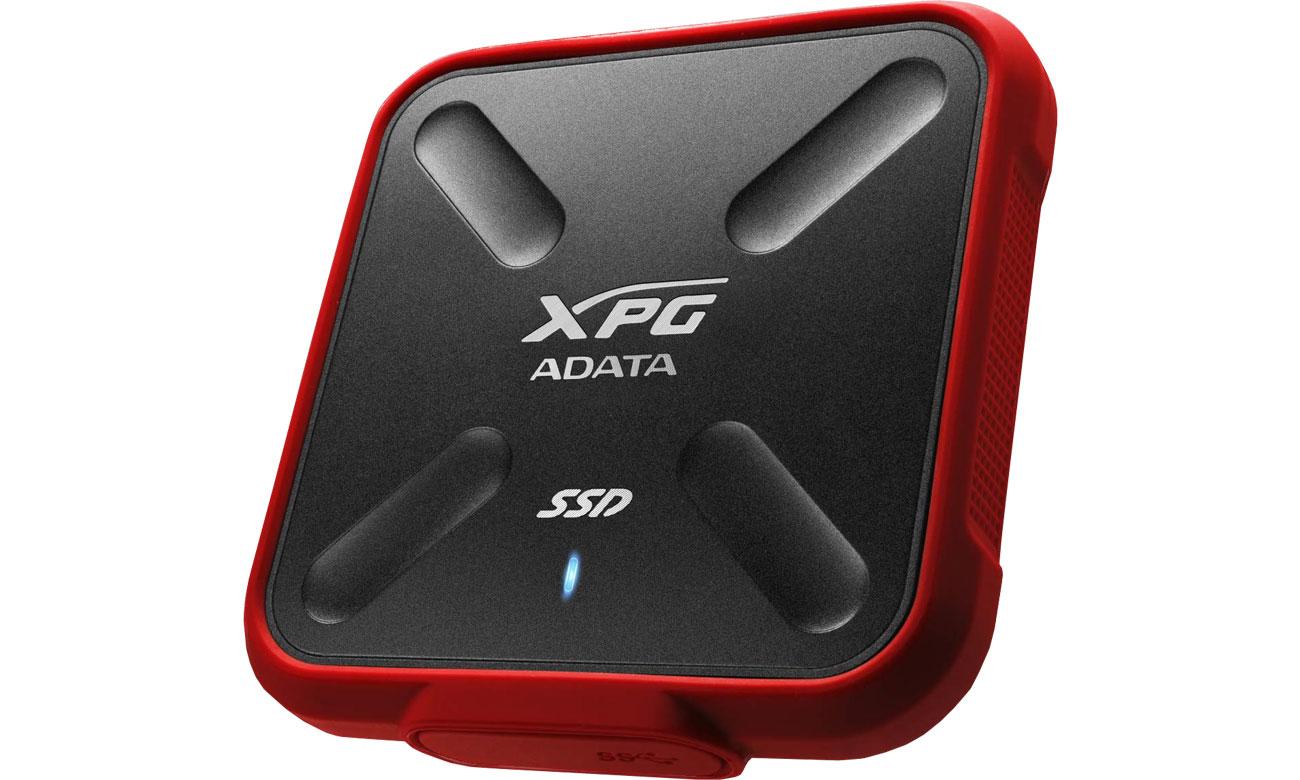 XPG SD700X - Kompaktowy rozmiar