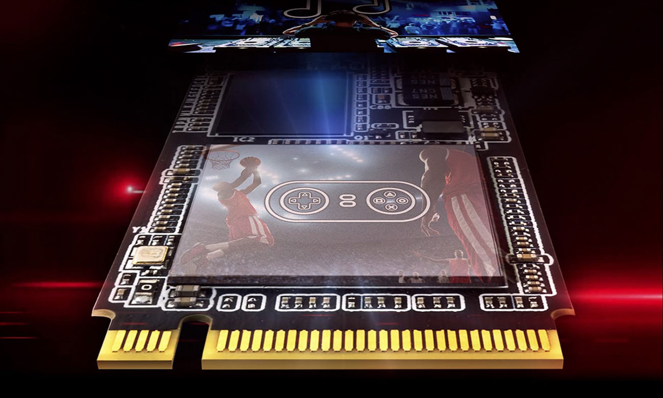 XPG SX8200 Pro Możliwości użytkowania