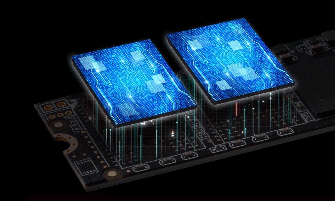 XPG SX8200 Pro Pamięć flash 3D NAND