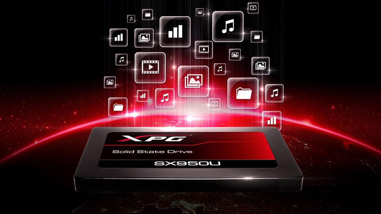 Dysk SSD ADATA 2,5'' SATA SSD XPG SX950U