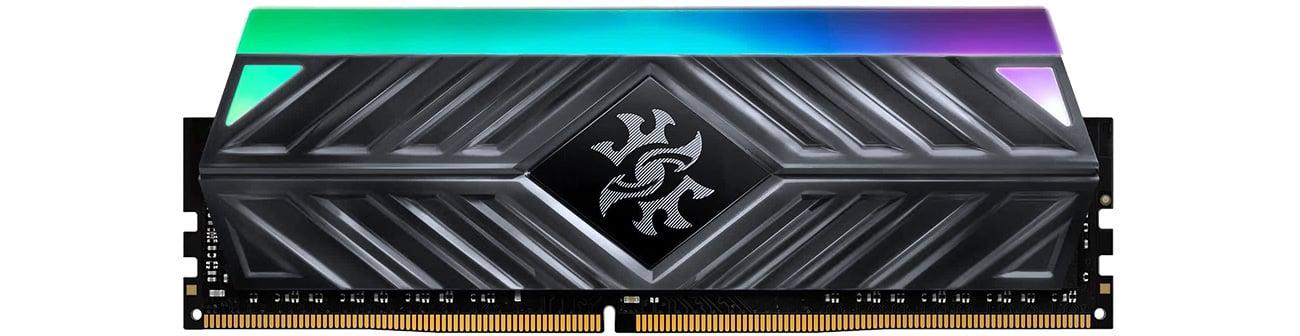 Pamięć RAM DDR4 ADATA 8GB 3000MHz XPG Spectrix D40 RGB CL16 AX4U300038G16-ST41
