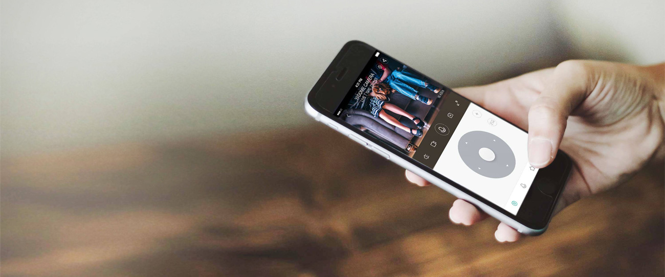 Yi Dome 1080p Aplikacja na smartfona YI Home App
