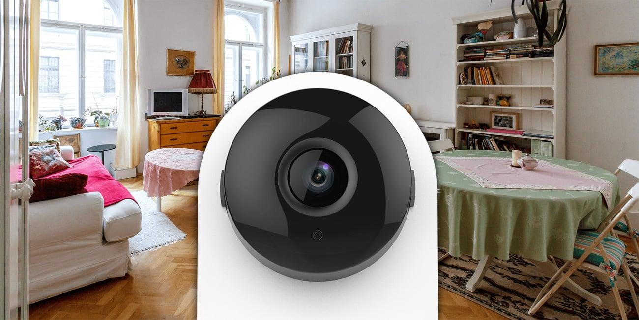 Yi Home 1080p Rozdzielczość Full HD