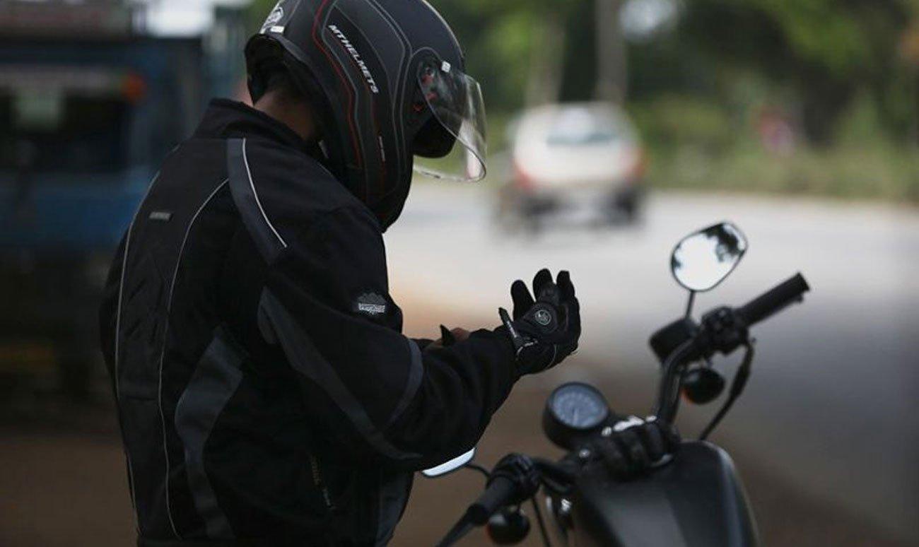 Tryb motocyklisty
