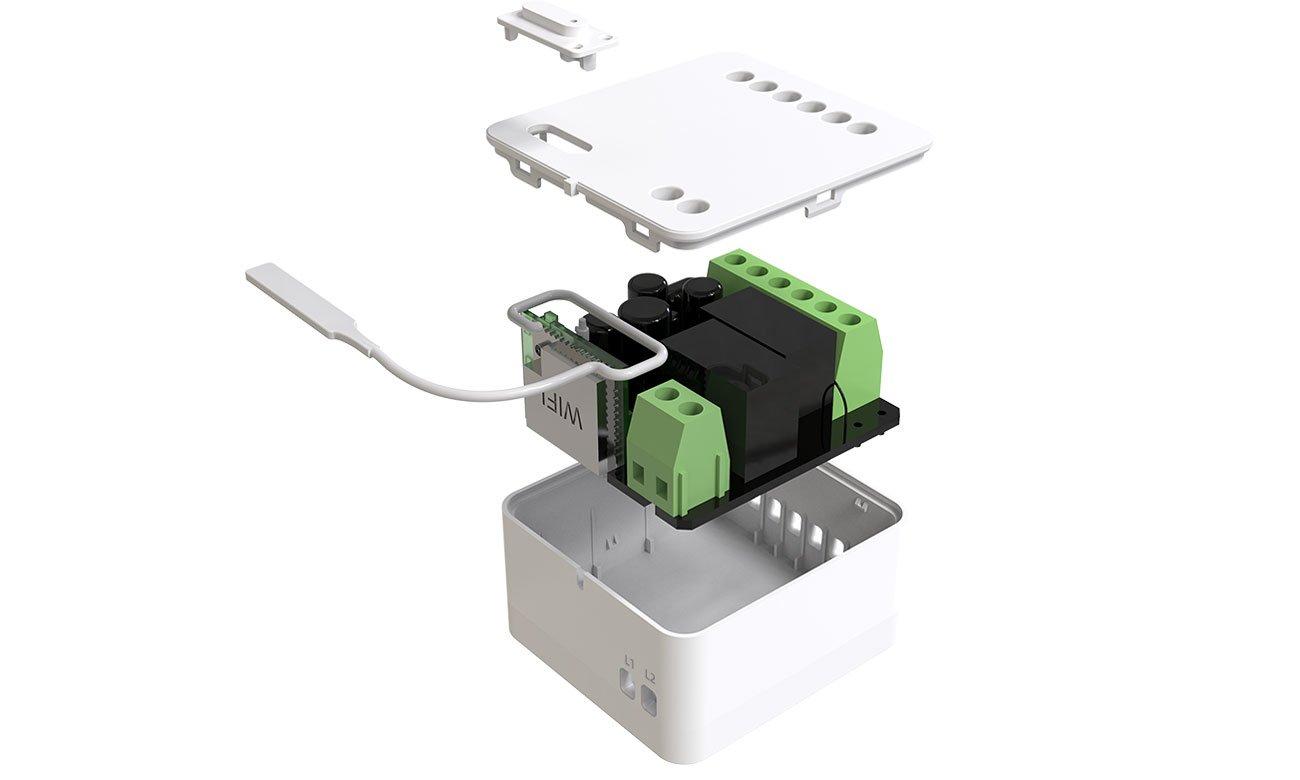 Yeelight Smart Dual Control - Konstrukcja