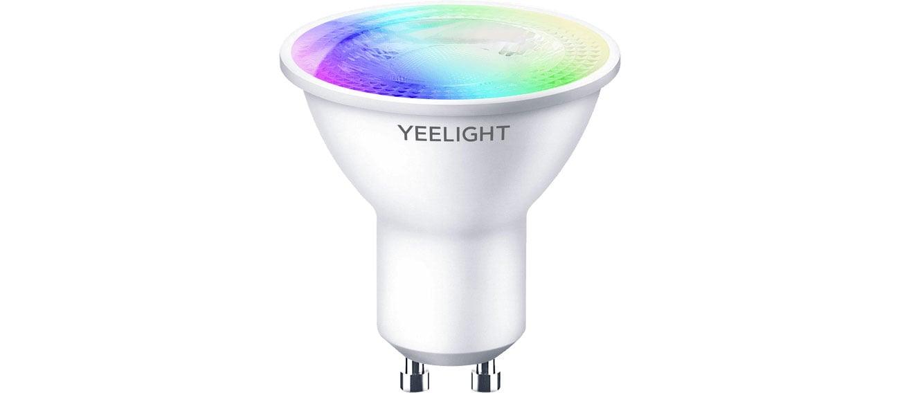 Inteligentna żarówka Yeelight W1 GU10 (kolor) YLDP004-A