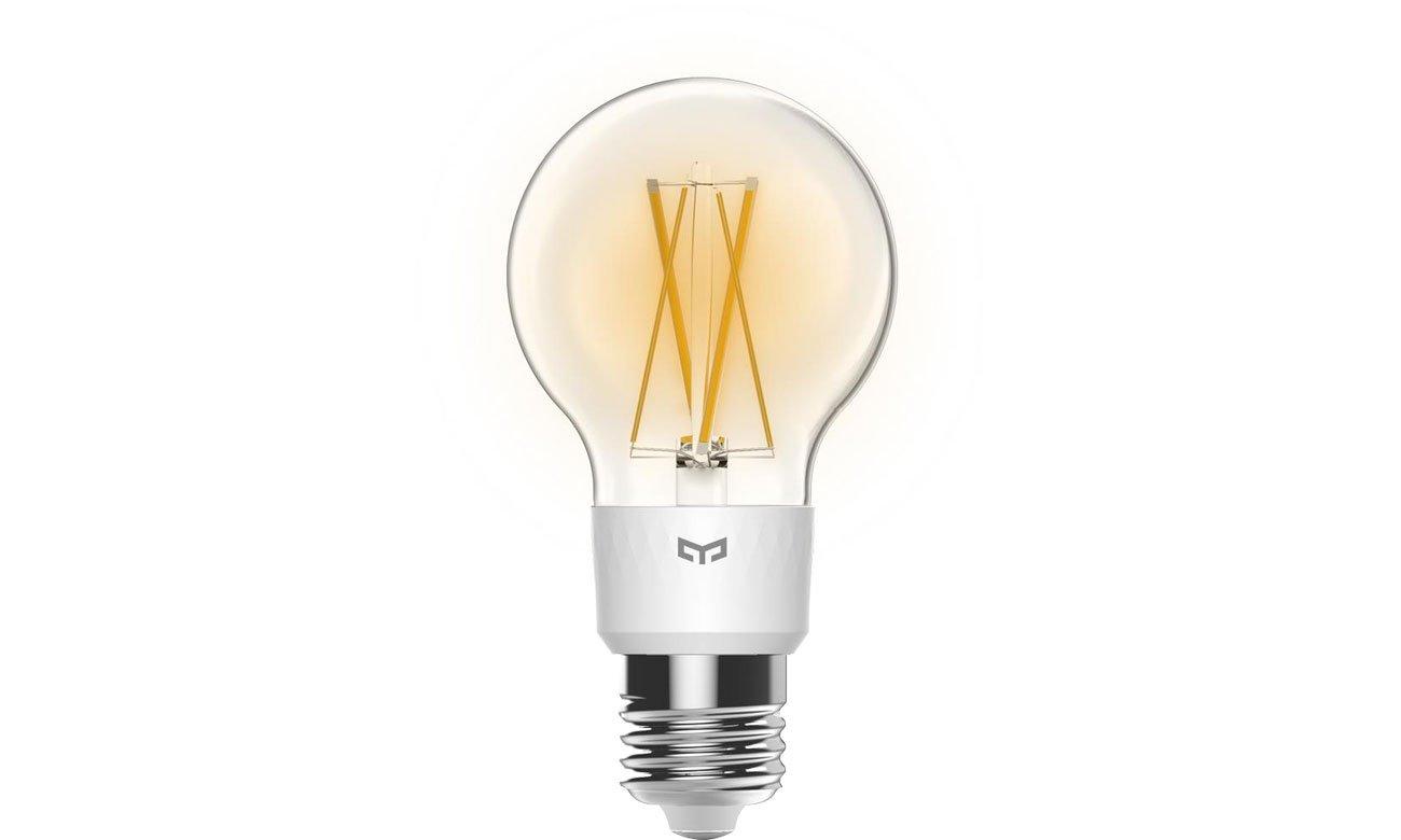 Inteligentne oświetlenie Yeelight LED Vintage Filament (E27/700lm) 6924922202172 / YLDP12YL