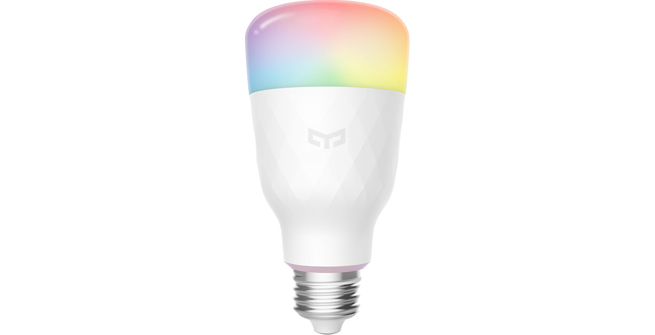Yeelight LED Smart Bulb 1S RGB (E27/800lm) 608887786446 / YLDP13YL