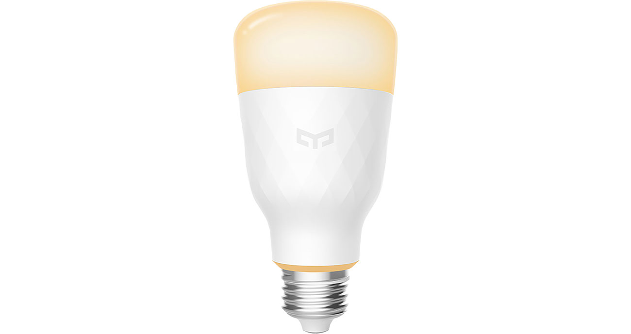 Yeelight LED Smart Bulb 1S White (E27/800lm) 608887786408 / YLDP15YL