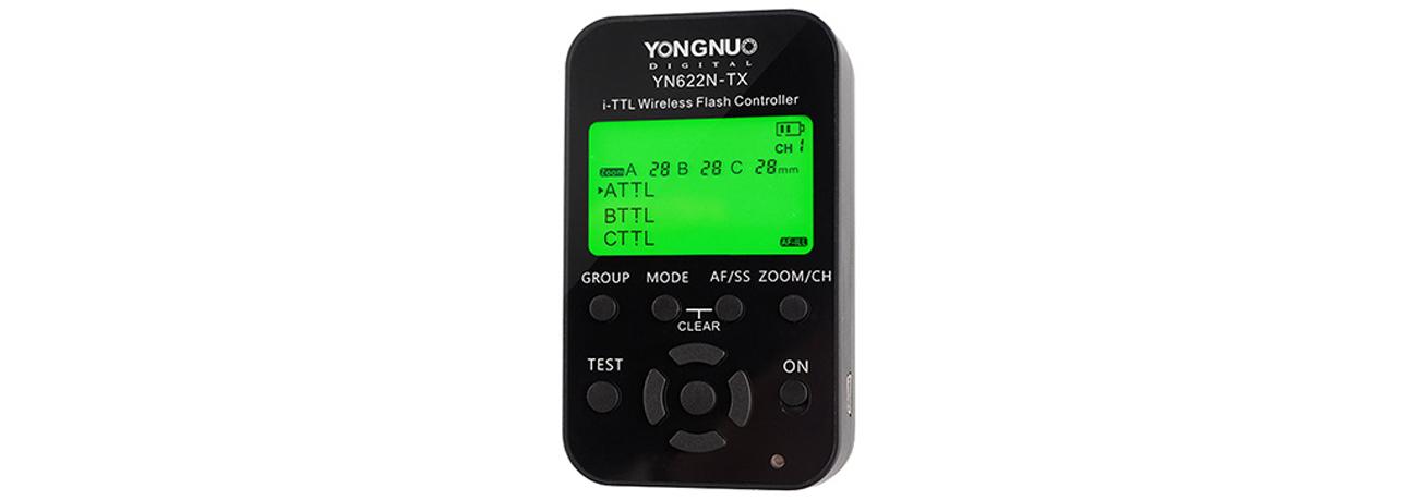 Yongnuo YN-622N II KIT