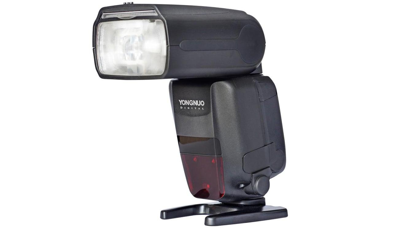 Yongnuo YN600EX-RT II do Canon Technologie