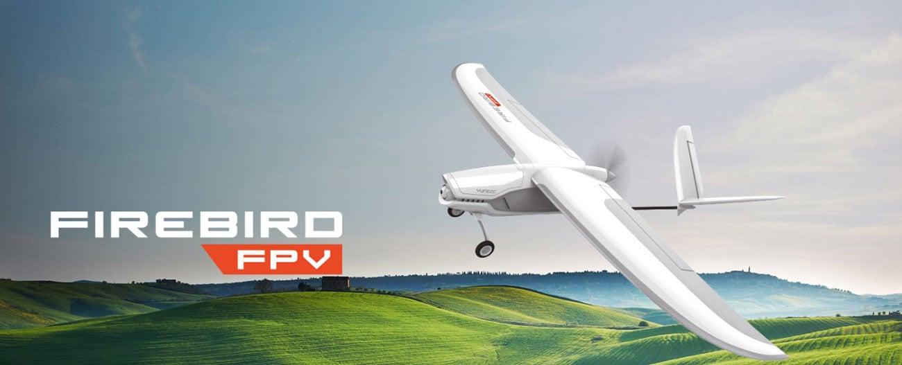 Samolot Yuneec Firebird FPV