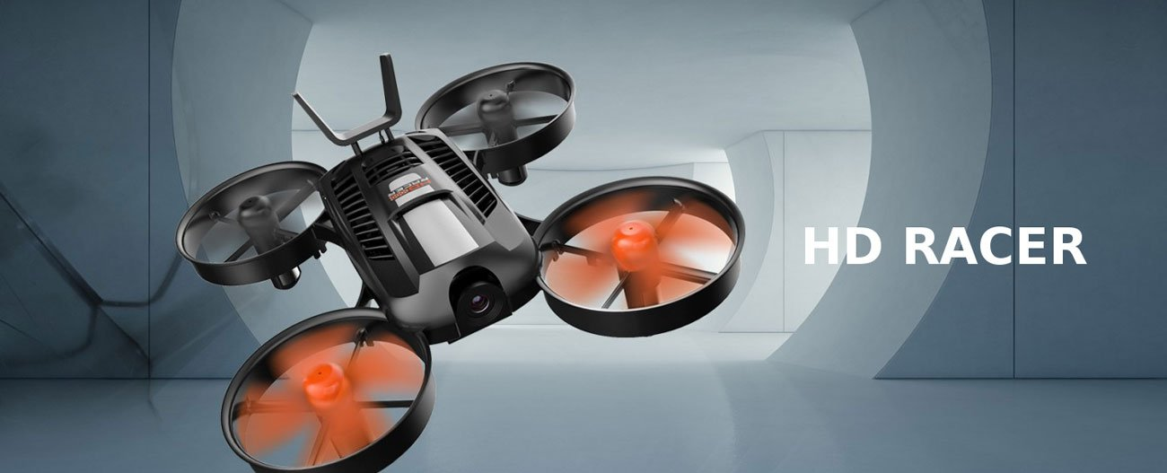 Dron Yuneec HD Racer
