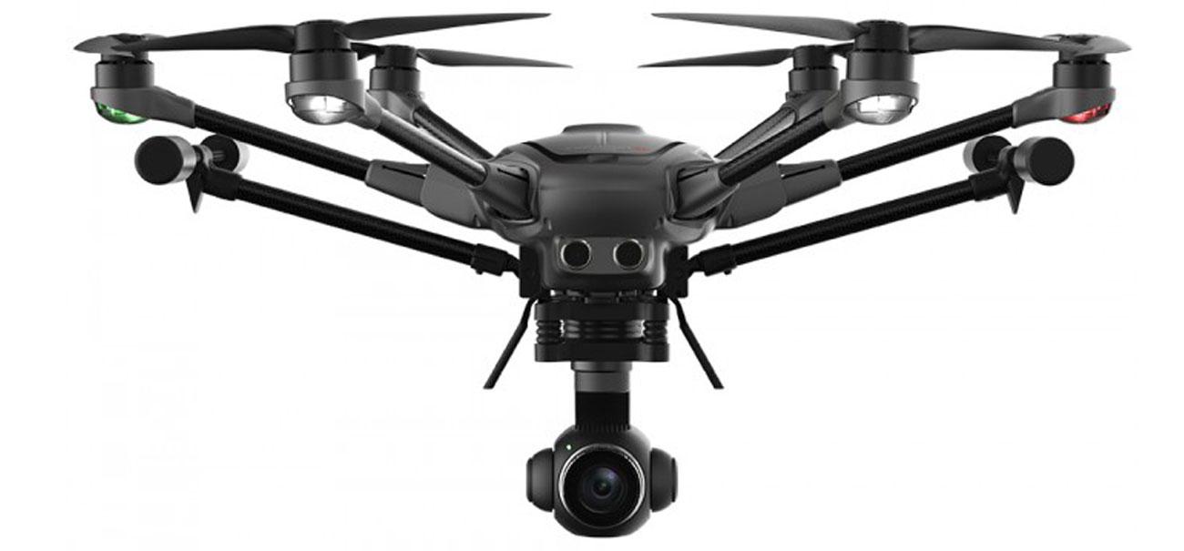 Kamera 4K z jednocalowym przetwornikiem obrazu