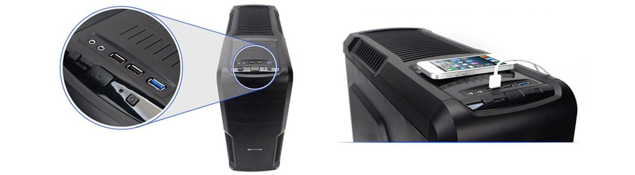 Zalman Z3 PLUS USB 3.0