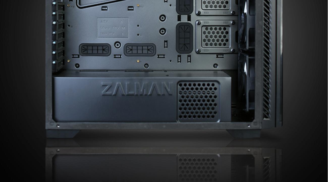 Zalman Z9 Neo Montaż Chłodzenia Procesora