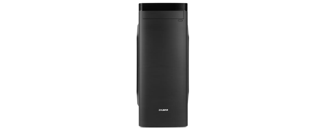 Obudowa Micro ATX/BTX Zalman ZM-T5 czarna USB 3.0