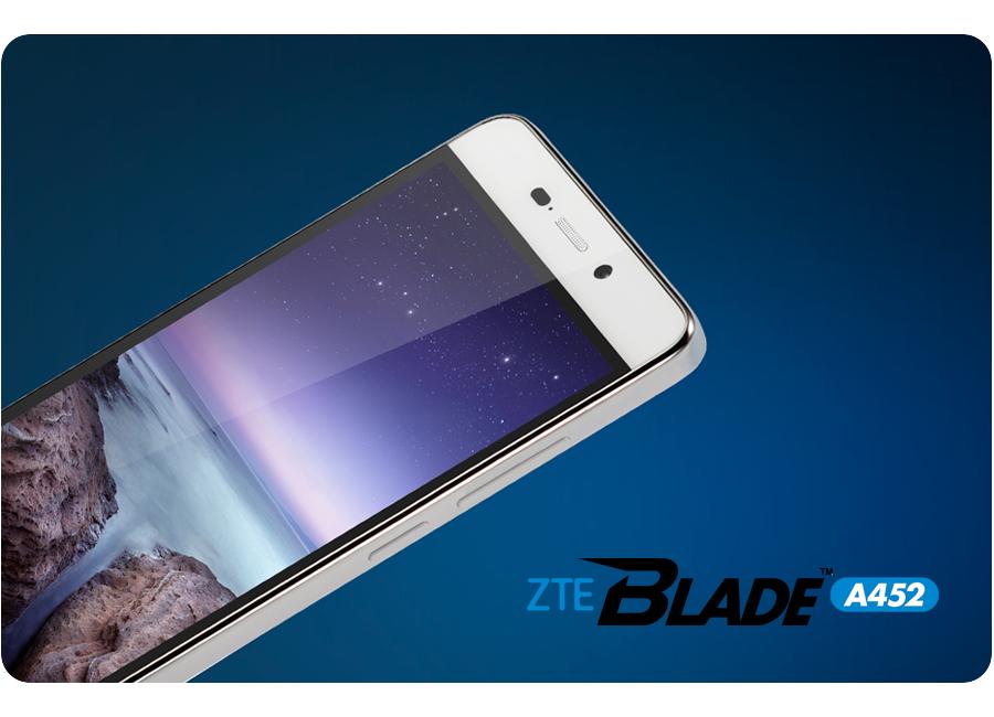 b9bd94e19 ZTE Blade A452 to wyjątkowy smartfon wyposażony w mocną baterię przy  zachowaniu wyjątkowo smukłej obudowy. Pośród jego funkcji wyszczególnić  można aparat ...