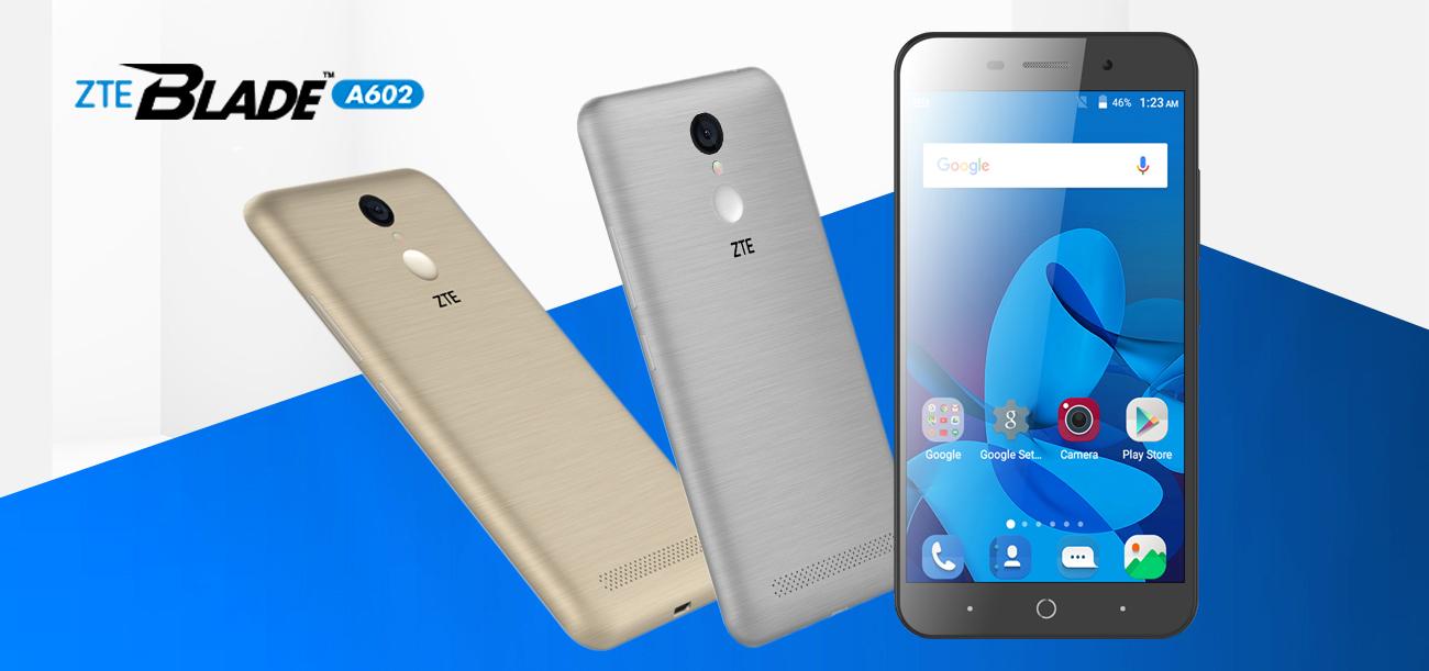 Zte Blade A602 Dual Sim Lte Srebrny Smartfony I Telefony Sklep Komputerowy X Kom Pl