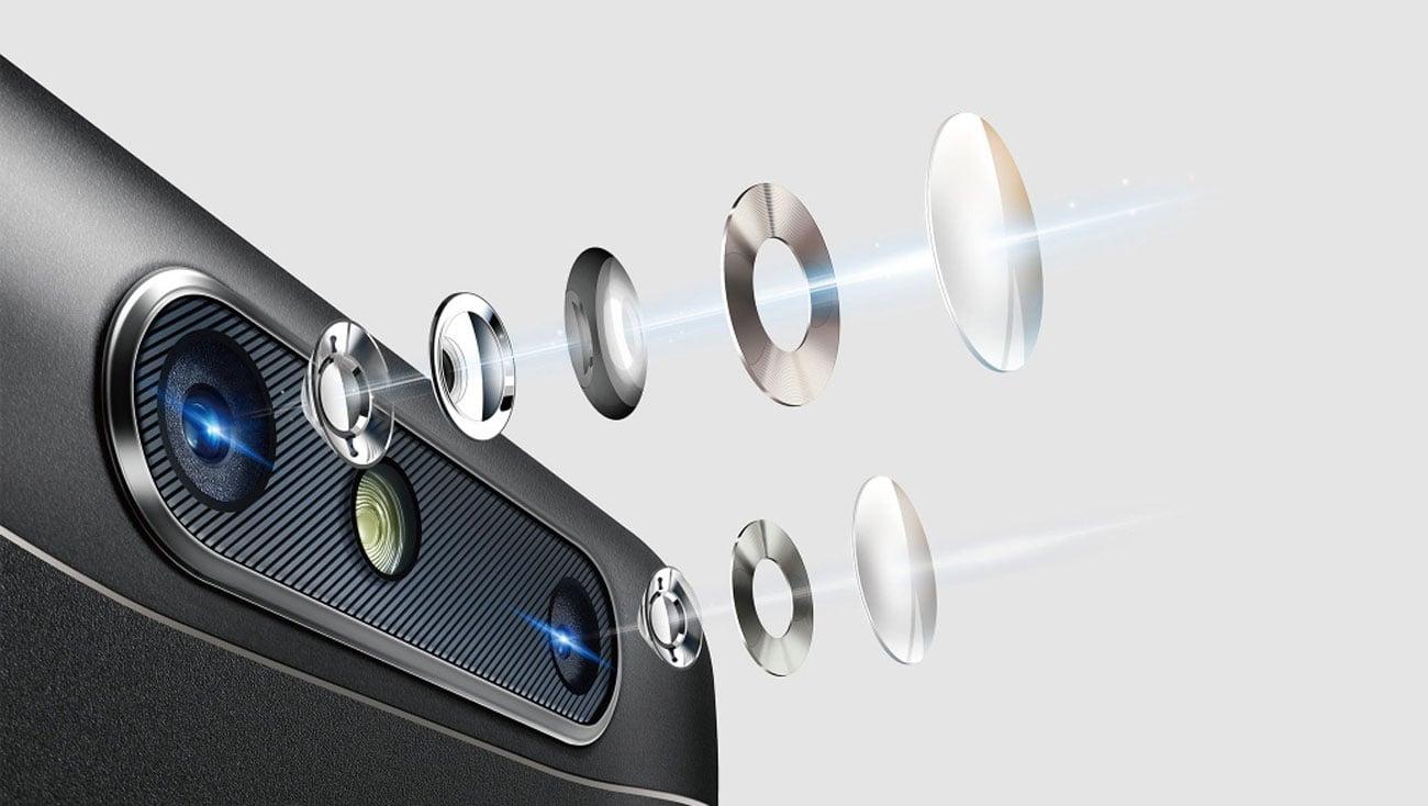 ZTE Blade V8 Mini aparat 13 mpix tryb manualny zdjęcia 3D