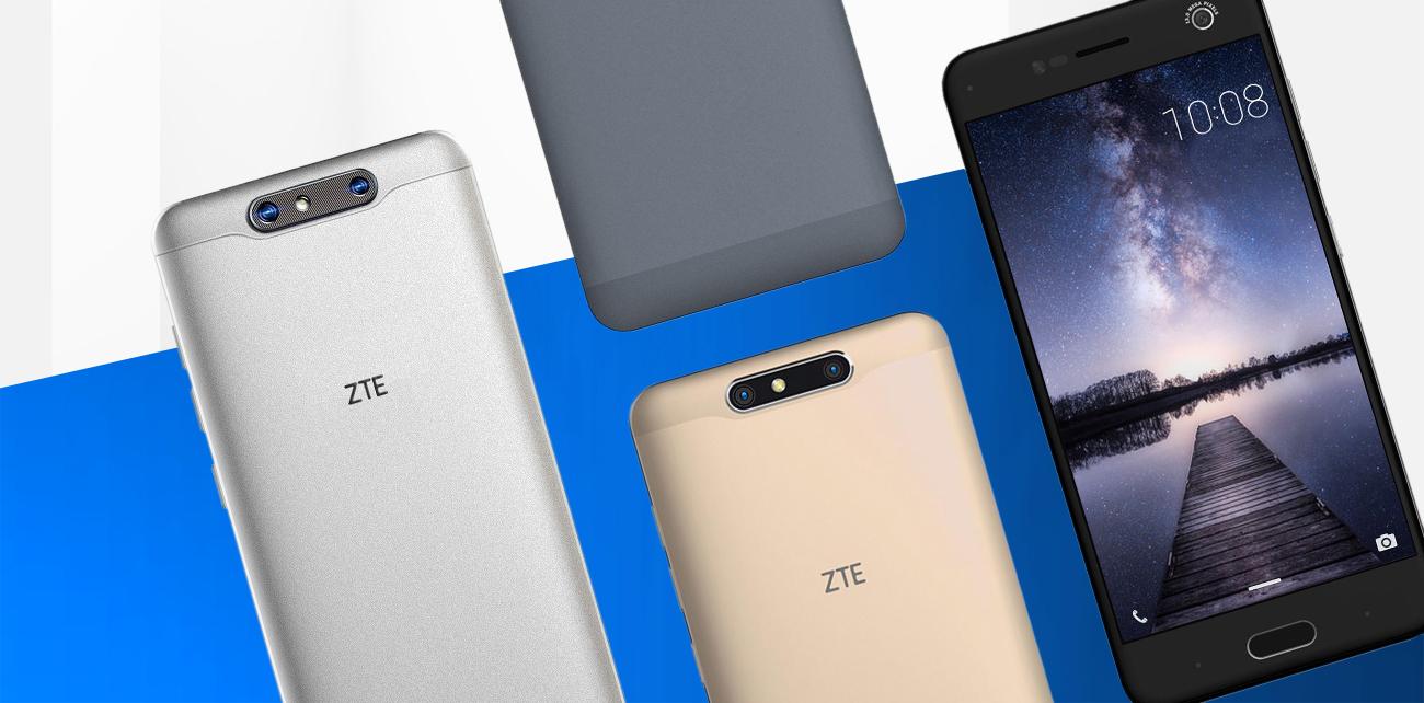 ZTE Blade V8 transmisja danych LTE i Dual SIM