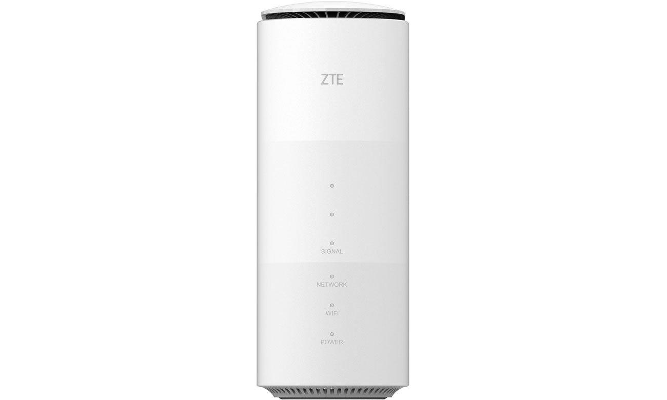 Router ZTE MC801A - Przód