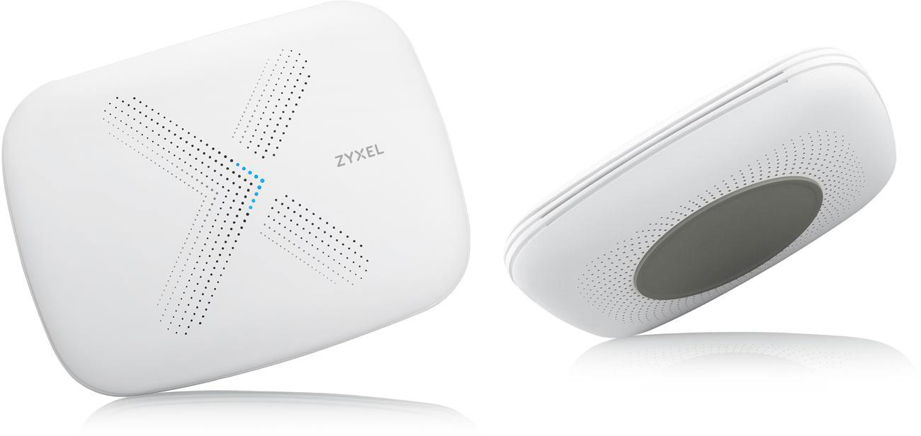Modularny system Wi-Fi Zyxel Multy X Mesh WiFi WSQ50-EU0201F