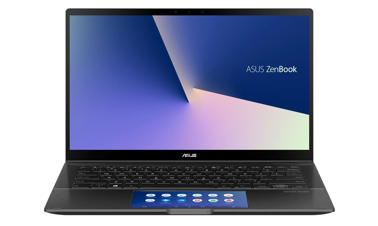 Laptop biznesowy ASUS ZenBook Flip 14
