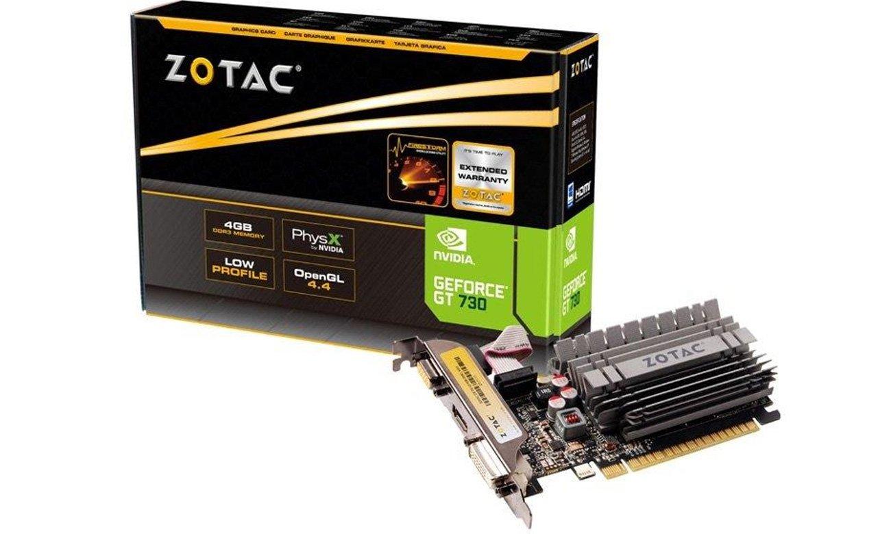 Zotac GeForce GT 730 Zone Edition 4GB