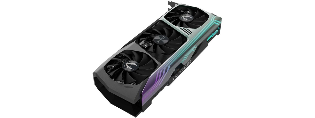 Zotac GeForce RTX 3090 AMP CORE HOLO 24 GB