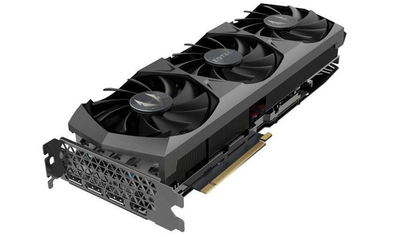 Karta graficzna Zotac GeForce RTX 3090 Gaming Trinity 24GB