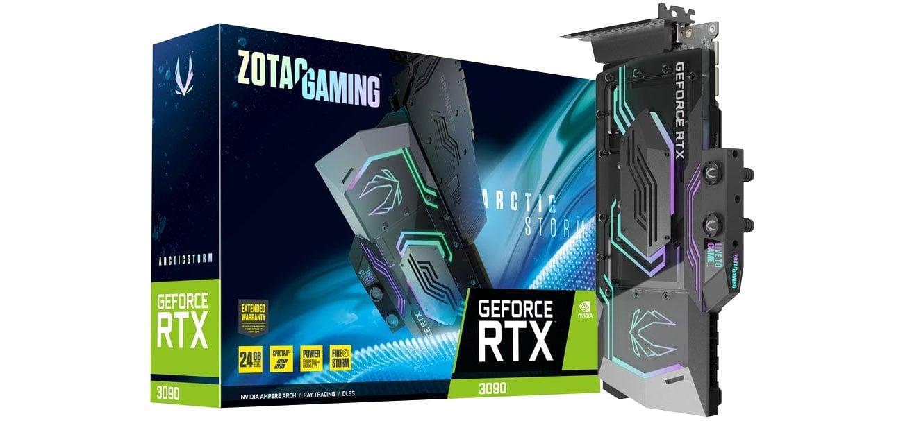 Zotac GeForce RTX 3090 Arctic Storm 24GB GDDR6X ZT-A30900Q-30P