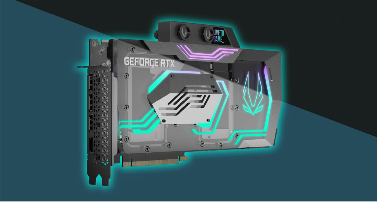 Zotac GeForce RTX 3090 Arctic Storm 24 GB