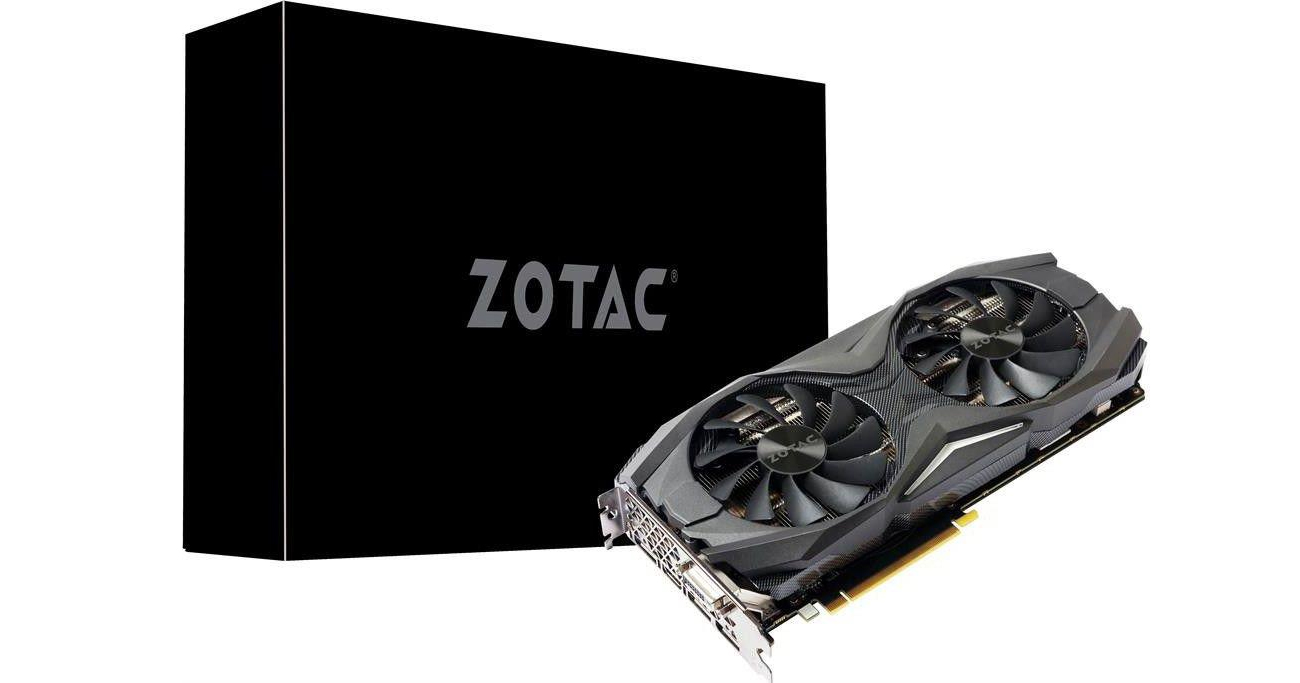 Zotac GeForce GTX 1070 8GB