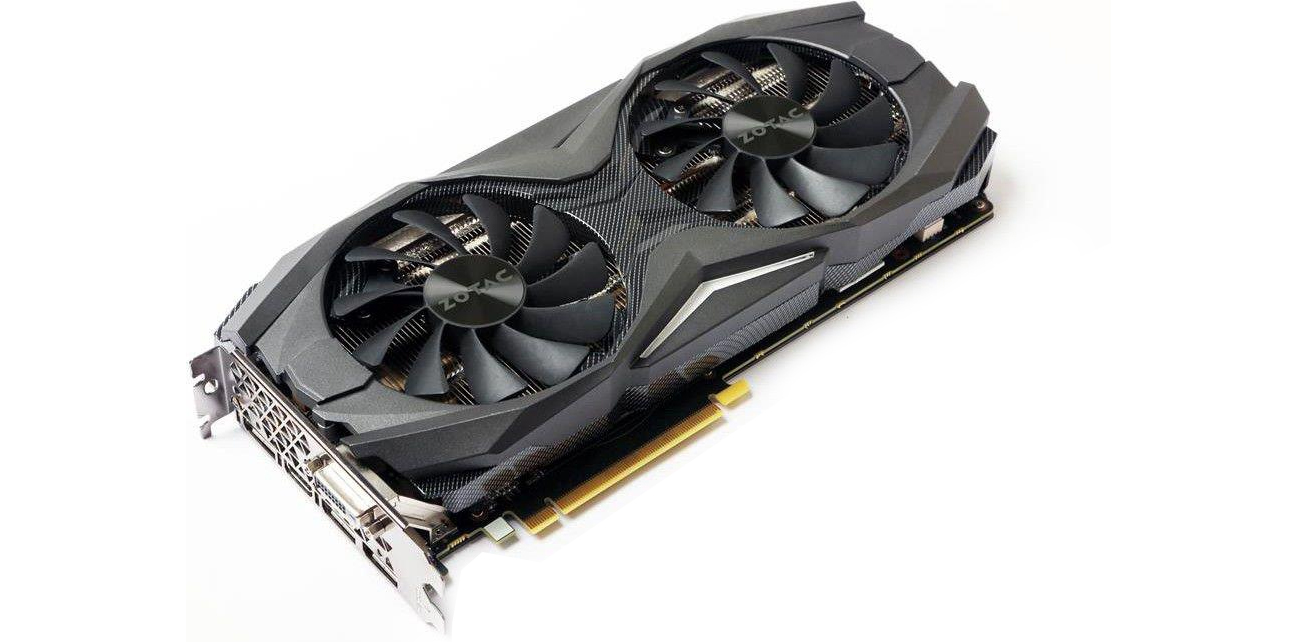 Zotac GeForce GTX 1070 8GB  NVIDIA Pascal